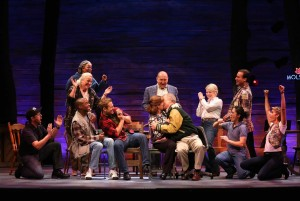 Come From Away à Broadway - New York