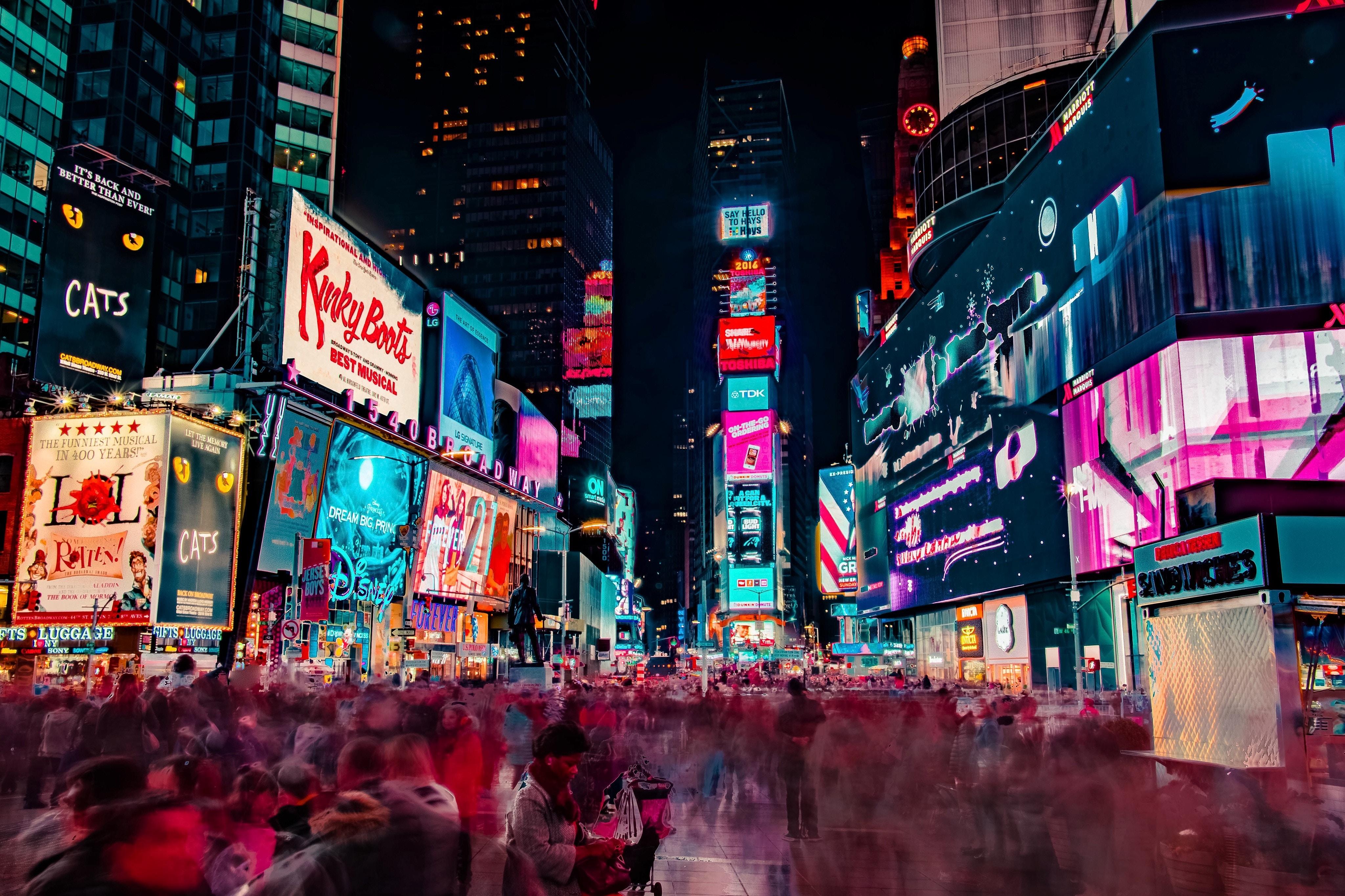 Top 5 des meilleures comédies musicales de New York